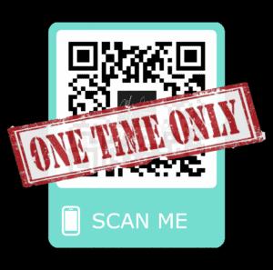 Static QR codes